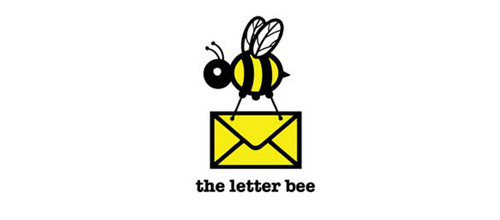A collection of beautiful mail logo naldz graphics the letter bee logo m4hsunfo