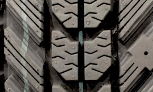 Working Tire Texture