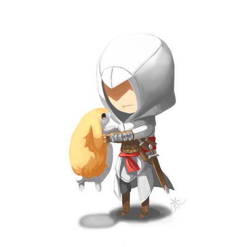 Altair vs Bunny