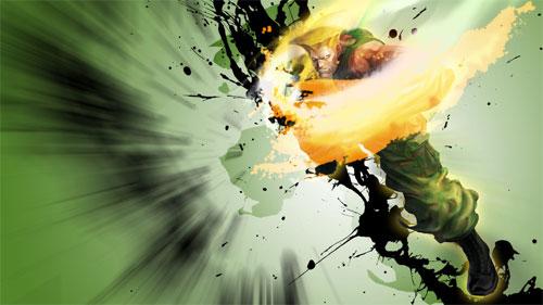 Guile - SFxTK HD Wallpaper