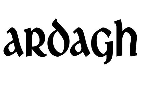 Ardagh font