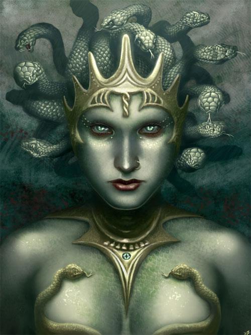 Medusa artworks cool