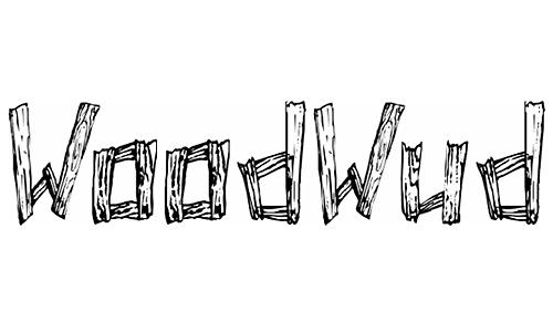 woodwud font