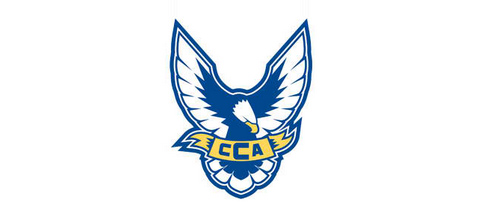 CCA Eagles logo