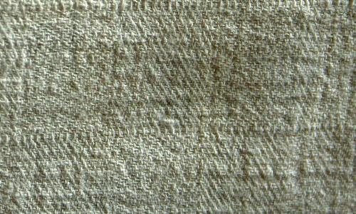 Linen, Texture