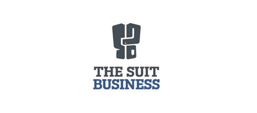 Suit Business logo