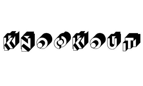 Knockout Regular font