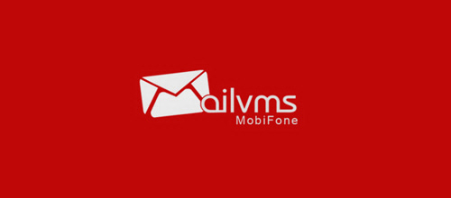 Mail VMS MobiFone logo