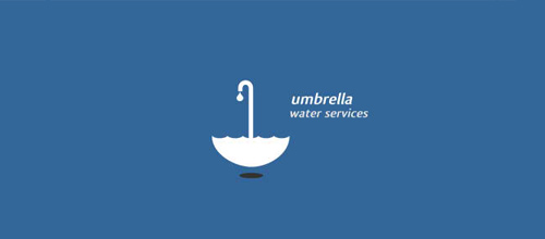 Umbrella Water Services logo