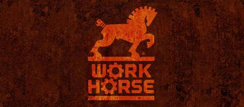 Work Horse logo
