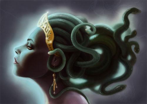 Medusa artwork collection