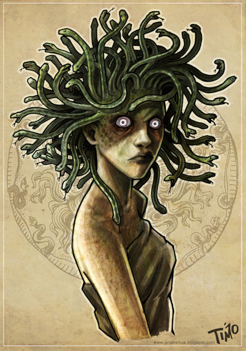 Medusa nice artwork
