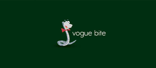 Vogue Bite logo