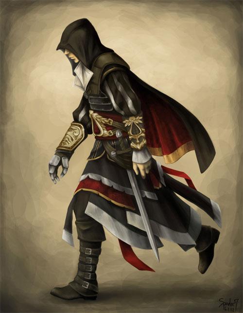 Altair armour