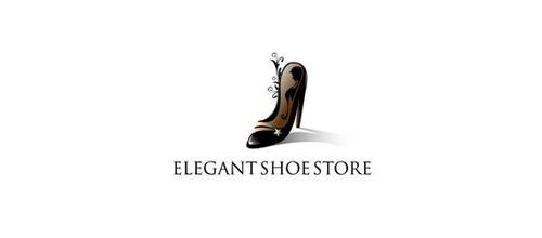 Elegant Shoe Store logo
