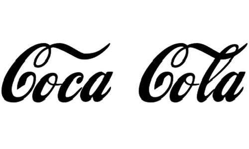 Coca Cola ii font