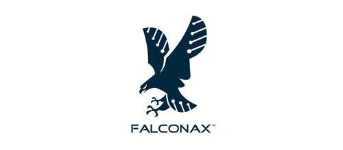 Falconax logo