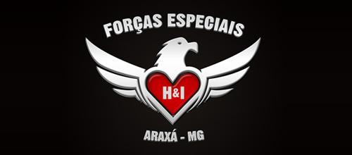 HI - Forcas Especiais logo
