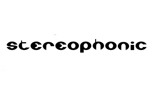 Stereophonic font