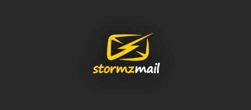 stormz mail logo