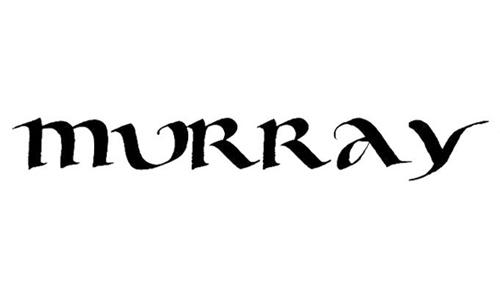Murray Uncial font
