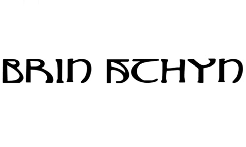 Brin Athyn Expanded font