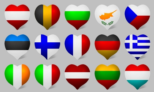 EU Patriot Icons for Vista