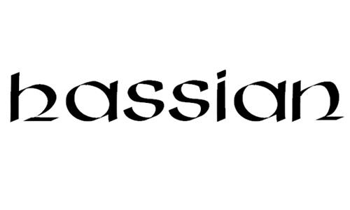 hassianuncial font