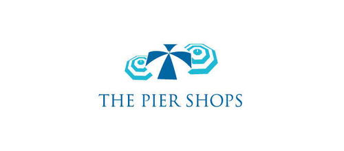 The Pier Shops logo