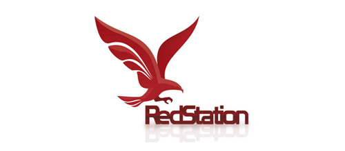 RedStation logo