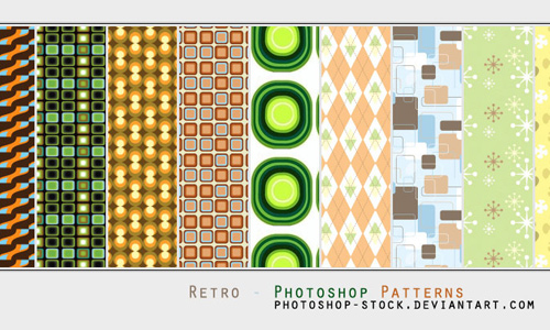 27 Retro PS Patterns