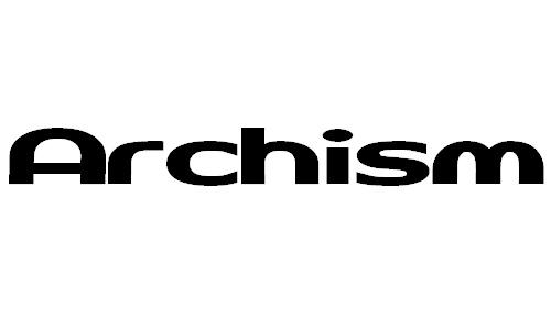 D3 Archism font