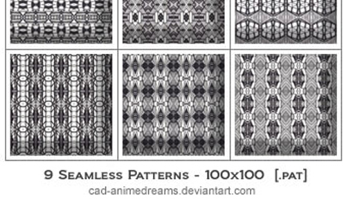 Seamless Photoshop Patterns