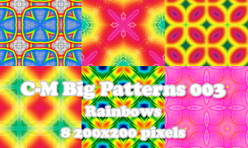 Patterns Rainbow