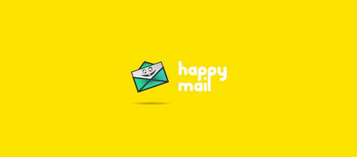 happy mail logo