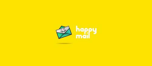 happy mail logo