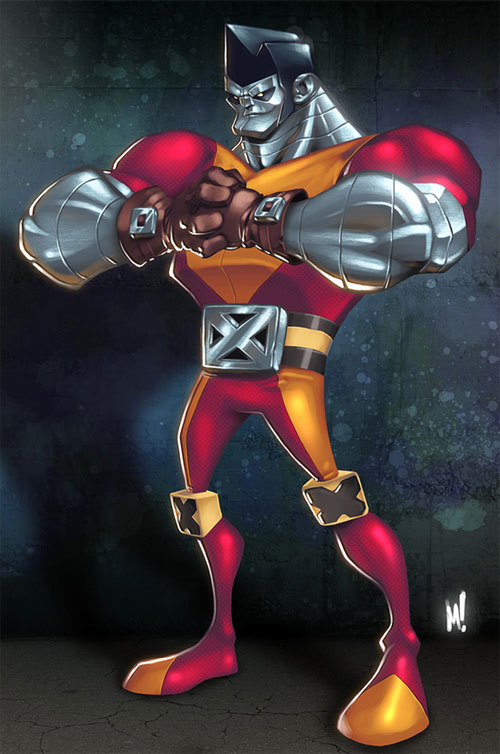 Colossus the Strong
