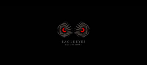 EAGLE EYES - PRODUCTIONS logo