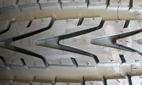 Really Durable Tire Texture