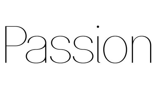 Passion Sans