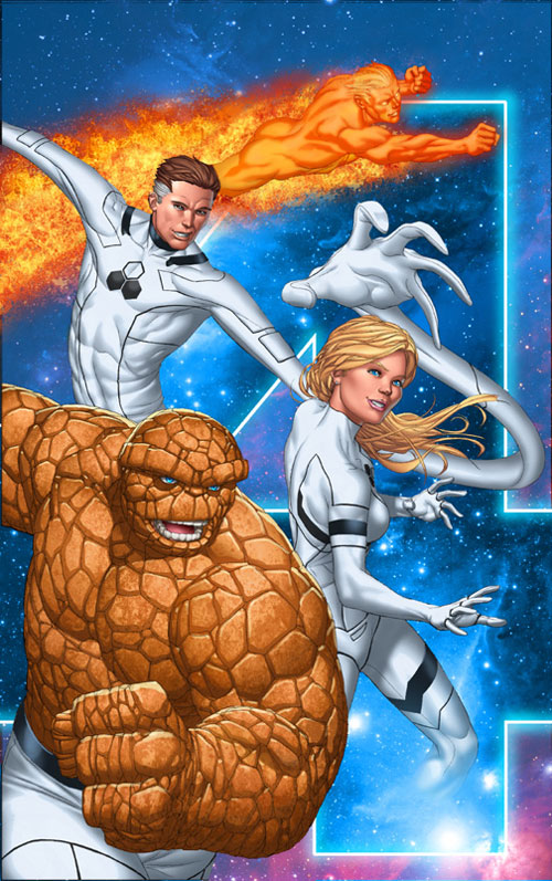 Fantastic Four 604 cvr