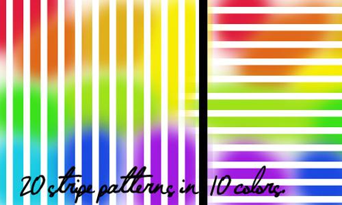 Stripidy Patterns
