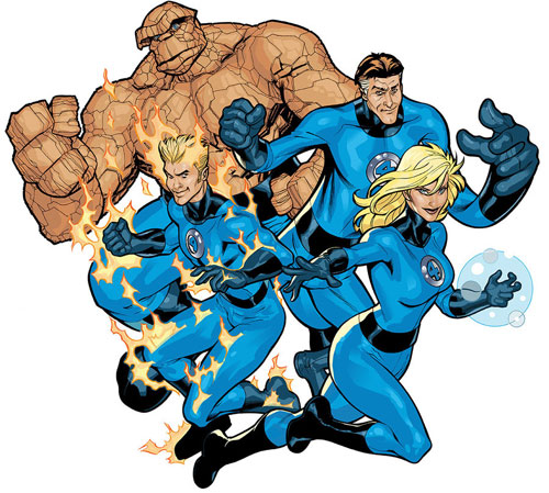 Fantastic Four Color