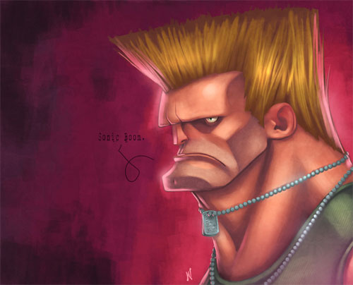 Guile with a Smile