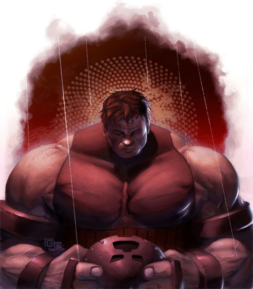 Juggernaut -Colored-