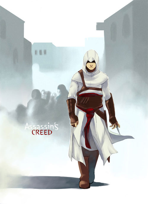 assassins creed doujinshi