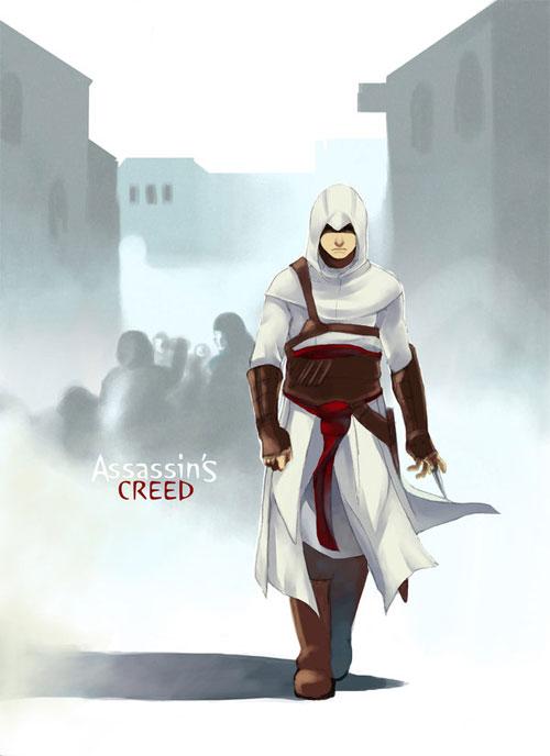 assassins creed doujinshi