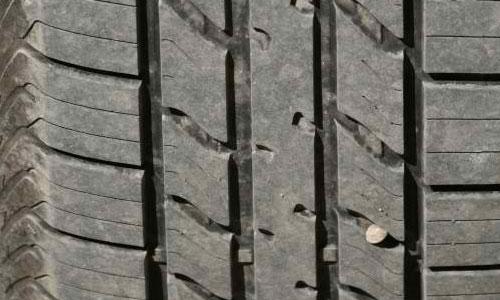 Very Nice Tire Texture