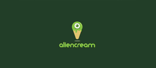 Aliencream logo