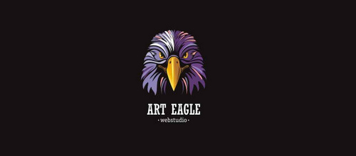 Art Eagle logo